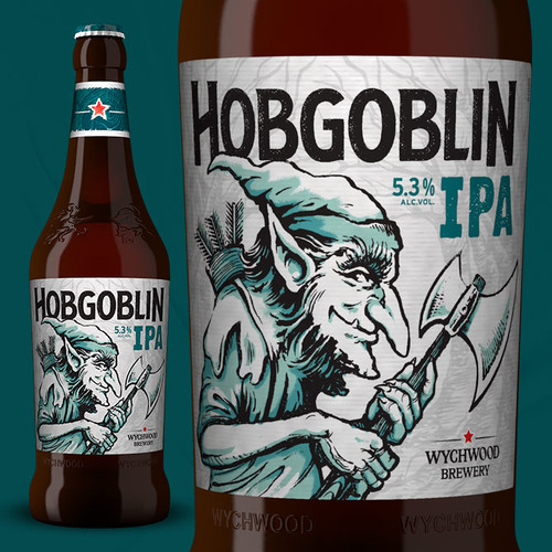 Hobgoblin IPA 500ml