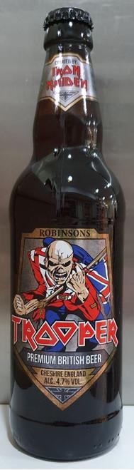 Robinsons, Iron Maiden Trooper Beer 500ml