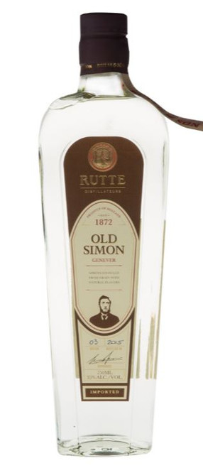 Rutte Old Simon Genever Gin 700ml