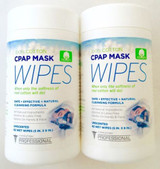 Professional CPAP Mask Wipes Cotton