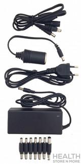 150 Watt Inverter ResBett C-100 CPAP Dual Battery Complete Kit