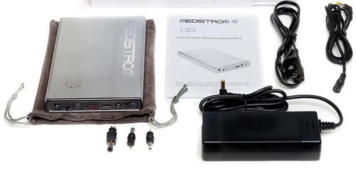Medistrom Pilot-12 Complete Battery Kit