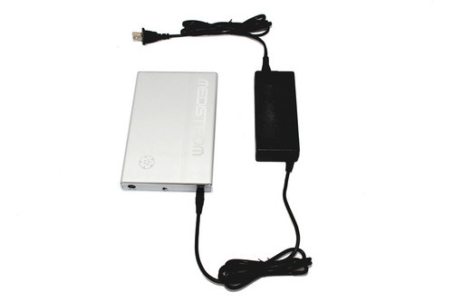 Medistrom's slave battery with charger