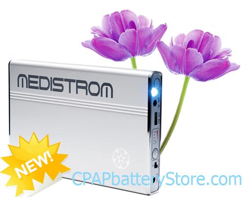 Medistrom Co-Pilot-12 DeVilbiss Bilevel CPAP Battery