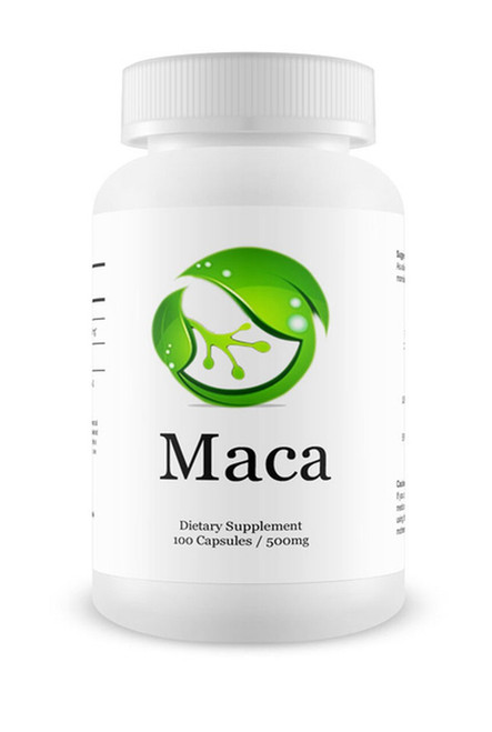 HERBAL TECH Maca (Organic & Gelatinised) 100 Capsules
