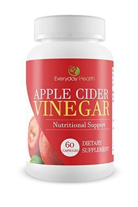 Apple Cider Vinegar - 60 Capsules