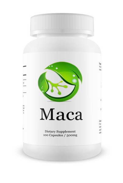 HERBAL TECH Maca (Organic & Gelatinised) 100 Capsules