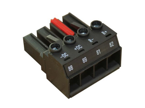 130B1064 Danfoss Terminal block for brake and loadsharing - Invertwell - Convertwell Oy Ab