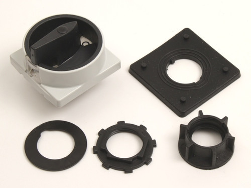 130B1085 Danfoss Handle and gasket for mains switch - Invertwell - Convertwell Oy Ab