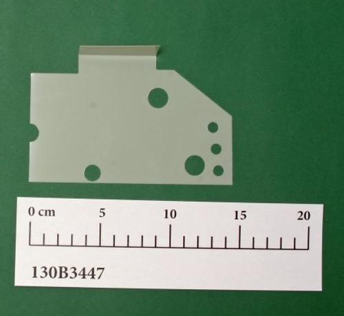 130B3447 Danfoss Busbar insulation foil for frame size B1 - Invertwell - Convertwell Oy Ab