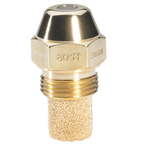 030H8914 Danfoss Oil Nozzles, OD H, 0.65 gal/h, 2.67 kg/h, 80 °, Hollow - automation24h