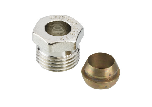 013G4112 Danfoss Compression fittings for steel and copper tubings - Invertwell - Convertwell Oy Ab