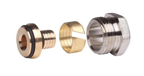013G4174 Danfoss Compression fittings for Alupex tubings - Invertwell - Convertwell Oy Ab