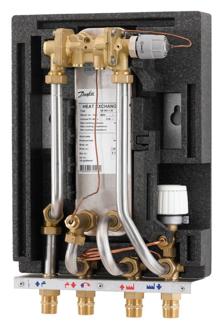 004U8243 Danfoss Akva Lux II, fully insulated - Invertwell - Convertwell Oy Ab