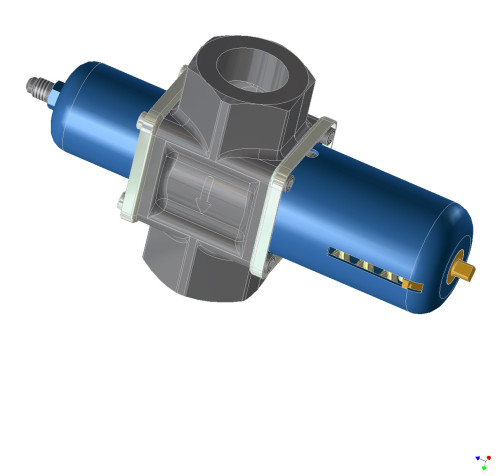 003F1232 Danfoss Pressure operated water valve, WVFX 32 - Invertwell - Convertwell Oy Ab