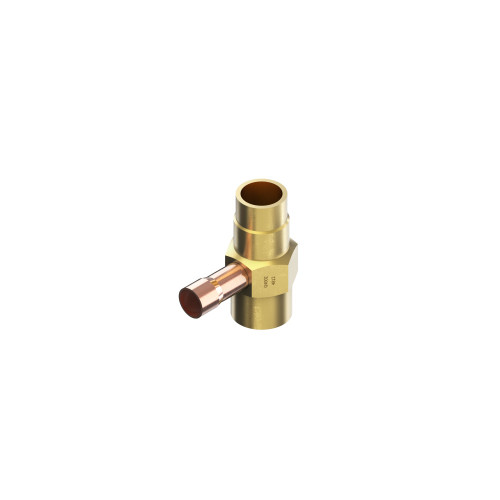 069G4002 Danfoss LG liquid distributor, copper solder connections - Invertwell - Convertwell Oy Ab