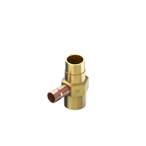 069G4003 Danfoss LG liquid distributor, copper solder connections - Invertwell - Convertwell Oy Ab