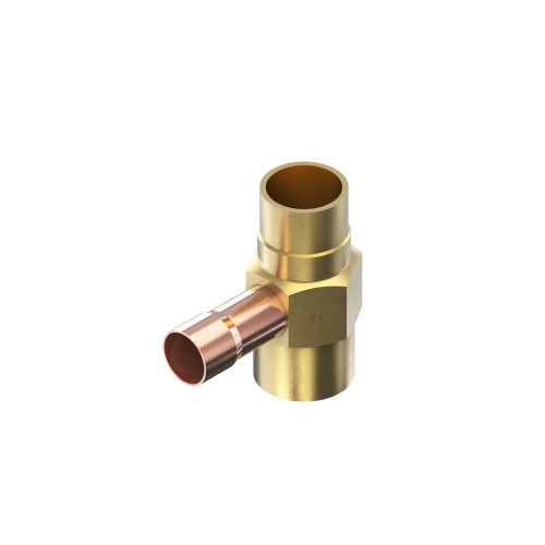 069G4004 Danfoss LG liquid distributor, copper solder connections - Invertwell - Convertwell Oy Ab