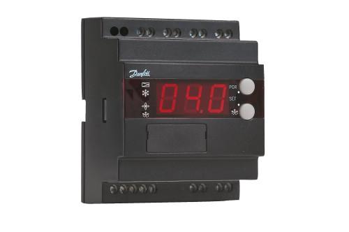084B7079 Danfoss Media temperature controller, EKC 368 - Invertwell - Convertwell Oy Ab