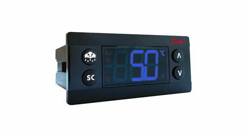 080G3212 Danfoss Electronic refrigerat. control, ERC 112C - Invertwell - Convertwell Oy Ab