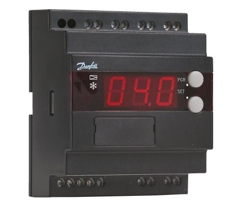 084B7086 Danfoss Superheat controller, EKC 315A - Invertwell - Convertwell Oy Ab
