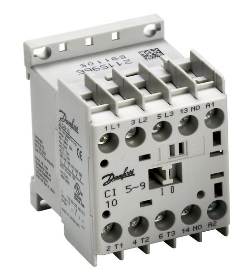 037H350432 Danfoss Contactor, CI 5-9 - Invertwell - Convertwell Oy Ab