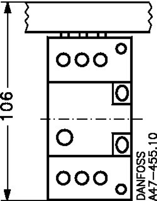 047B3088 Danfoss Accessory, CBI-NO,CTS 54-4 - Invertwell - Convertwell Oy Ab