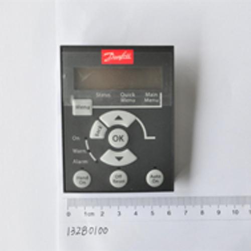 132B0100 Danfoss VLT® Control Panel LCP 11 w/o potmeter - automation24h