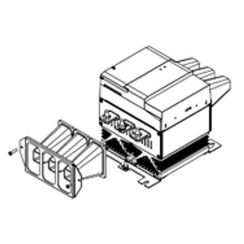 175G9007 Danfoss Finger Guard Kit, IP20 - Invertwell - Convertwell Oy Ab