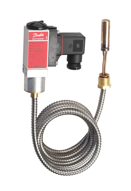 061B810466 Danfoss Thermostat, MBC 8100 - Invertwell - Convertwell Oy Ab