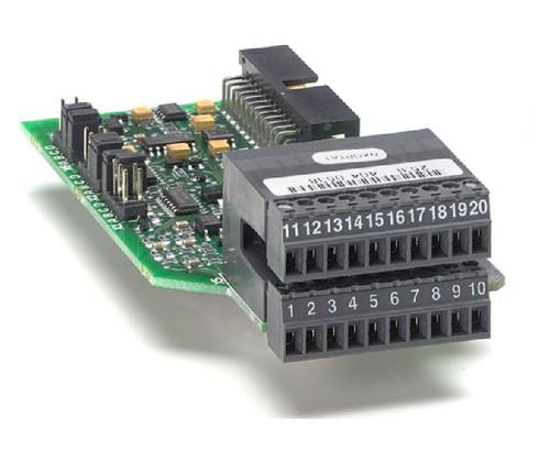 OPT-A1 ( OPT-A1-V ,  OPTA1 , NXOPTA1 ) - Standard I/O board for Vacon NXS & NXP