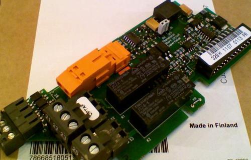 """VACON OPT-AF ( OPT-AF-V, OPTAF, NXOPTAF ) STO SIL2/PL""""d"""" + ATEX appr. Thermistor, all boards need to be varnished"""