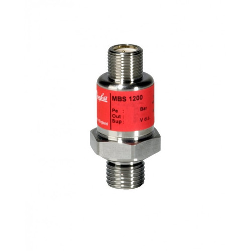 063G1159 DANFOSS INDUSTRIAL Type Code MBS 1200 , Weight 0.061 Kg , common PIN 3 , + supply PIN 1 , Accuracy..