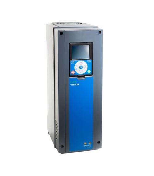 5.5KW - VACON 100 VACON0100-3L- 0024-2-FLOW  - IP21