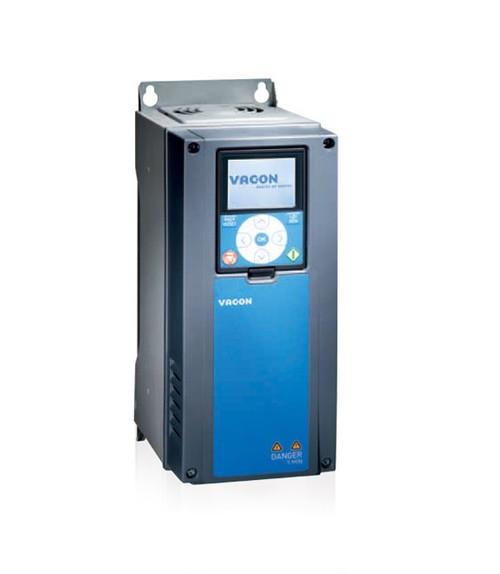 0.55KW - VACON 100 VACON0100-3L-0003-2  - IP21