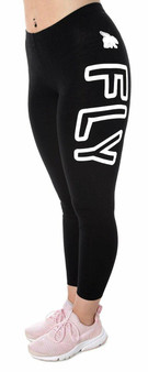 LOVE MYSELF CLOTHES FLY Campus Leggings