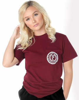 Campus Pocketed Tee 8 Colors