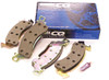 1964-72 Rear Brake Shoes 9""
