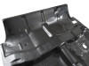 1964-67 Full Floor Pan with Braces Also Fits 1964-72 El Camino
