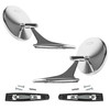 1966 1967 Chevelle, Malibu or El Camino,Outside Rear View Mirrors (pair)