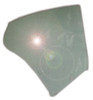 1964-72 Quarter Window Glass (HT or Convertible) (Right Hand)