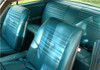 1966 Ultimate Chevelle Interior Kit Convertible Bench Seat