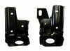 1970-72 Chevelle or El Camino Radiator Support Brackets (pair)