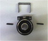 1970-72 Convertible Top Power Switch, Bezel and Retainer