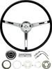 1967 Deluxe Steering Wheel (complete)