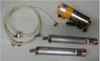1967-72 Complete Convertible Top Pump and Cylinder Kit