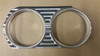 1965 Chevelle or El Camino NOS right headlight bezel