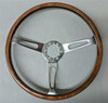 "15"" Wood Wheel (complete)"