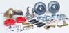 "1964-72 Chevelle / El Camino Performance Front Disc Brake Conversion Kit by Wilwood (Front, 9"" or 11"", w/ Booster & Master Cylinder)"