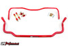 1964-72 GM A-Body UMI Solid Front and Rear Sway Bar Kit